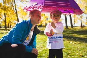 volunteer for strides for melanoma