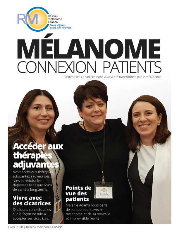Melanome connexion patients