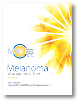 Melanoma What you Need to Know Booklet