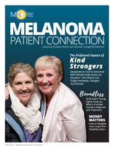 Melanoma Patient Connection Fall 2018