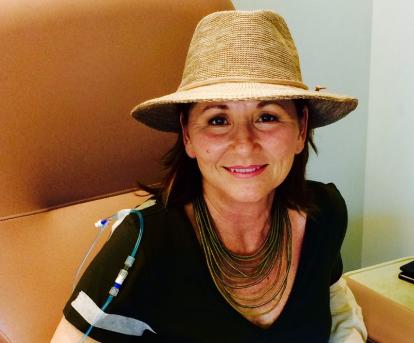 Michele Christl melanoma patient story