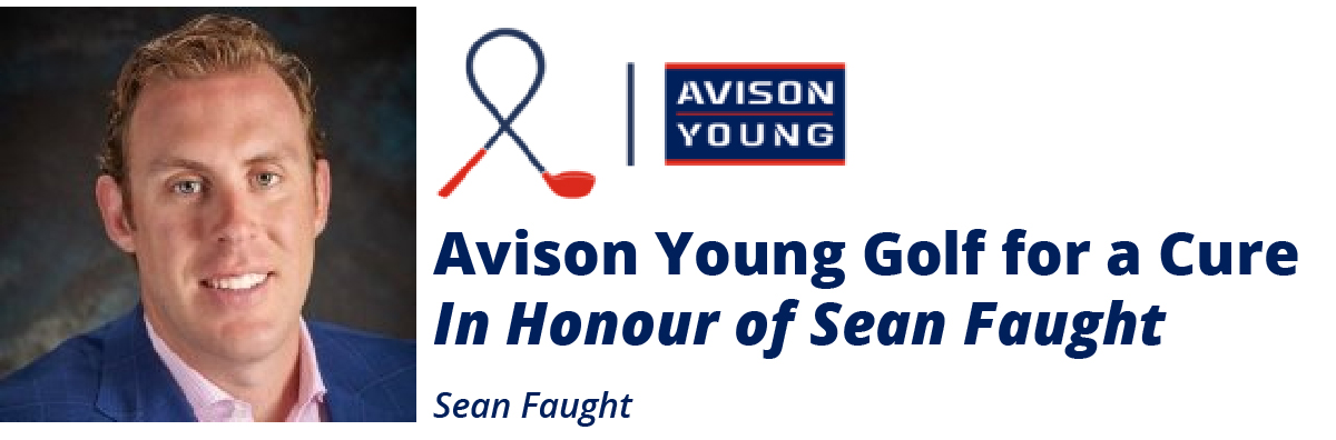 Avison Young Golf for a Cure In Honour of Sean Faught