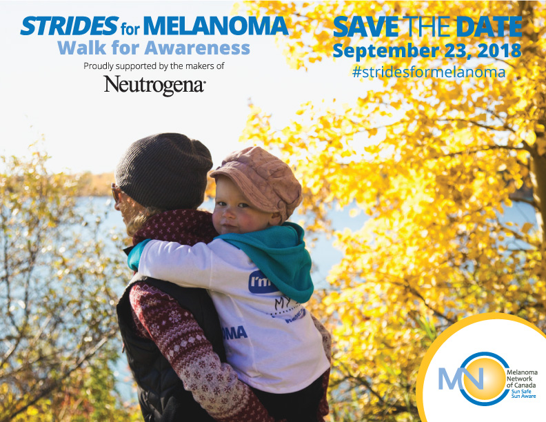 Strides for Melanoma Awareness Sponsorship Package 2018