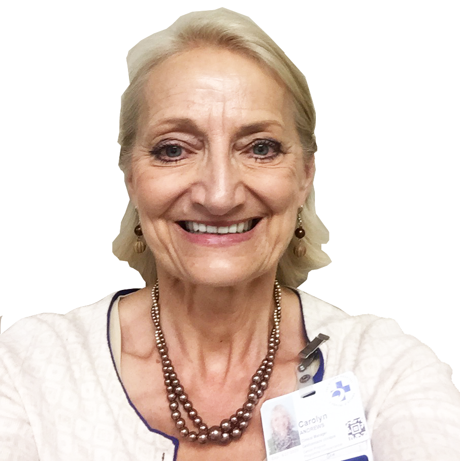 Carolyn Andrews, RN