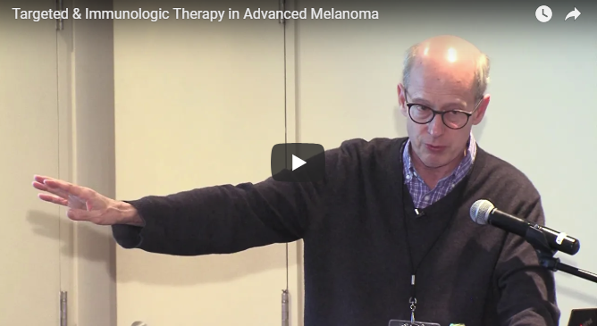 Targeted & Immunologic Therapy in Advanced Melanoma by Dr. Wilson H. Miller, Jr.