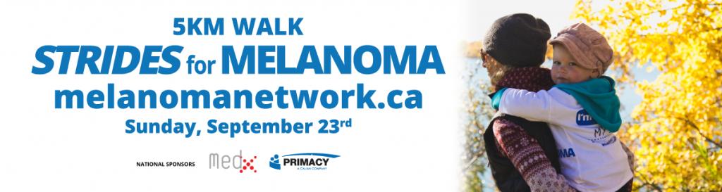 Strides for Melanoma