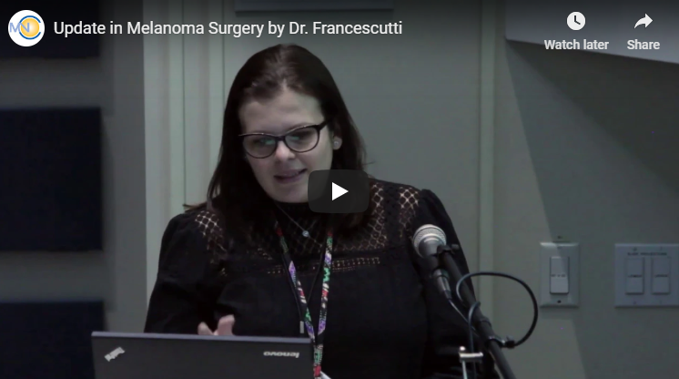 Melanoma Surgery Updates