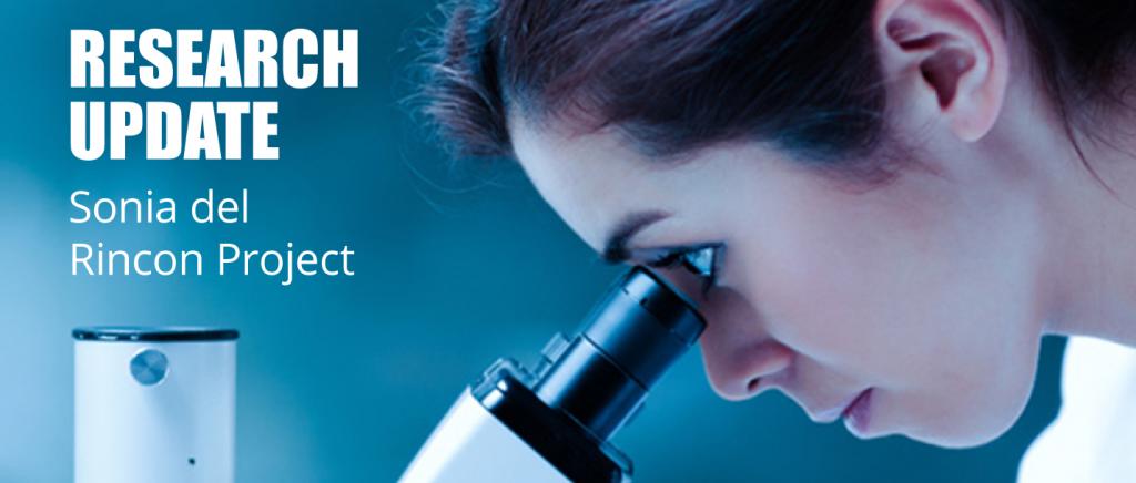 Melanoma Research Updates Sonia del Rincon