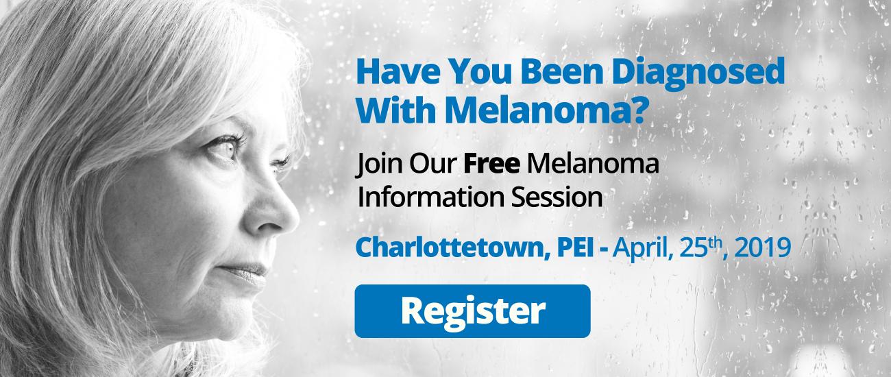 PEI Charlottetown Melanoma Information Session