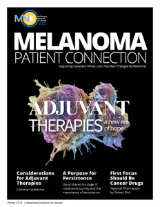Melanoma Patient Connection Winter 2019