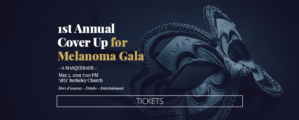 Cover Up for Melanoma Gala 2019