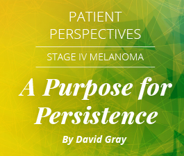 Stage IV melanoma patient story