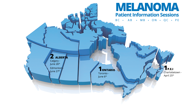 Melanoma Information Sessions 2019