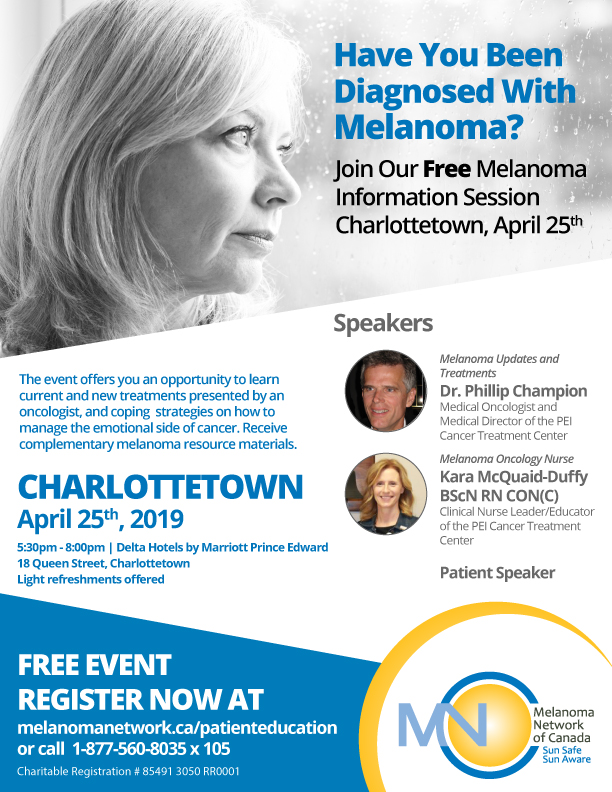Melanoma Information Event PEI