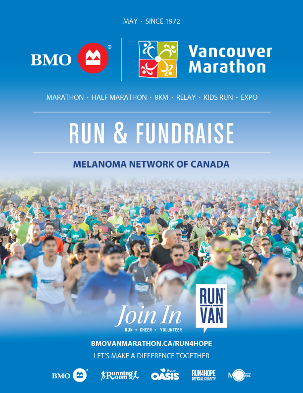 BMO Vancouver Marathon Run4Hope
