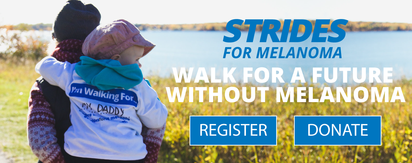Strides for Melanoma walk for a future without melanoma