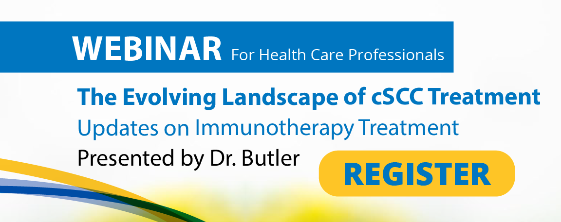 CSCC treatment webinar