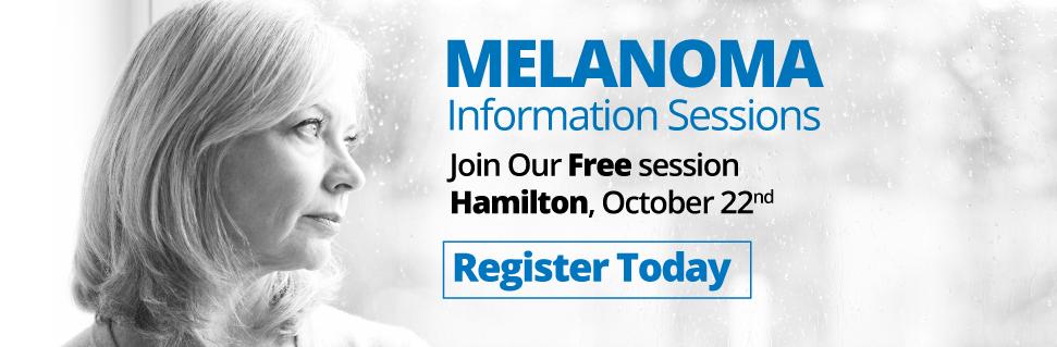 Melanoma Information Session Hamilton