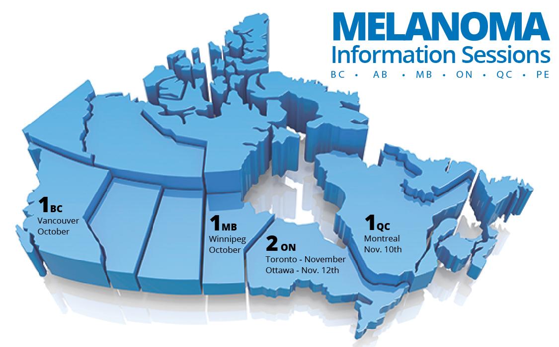 Melanoma Information Sessions 2020