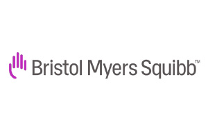 logo display of our pharma partner Brsitol Myers Squibb