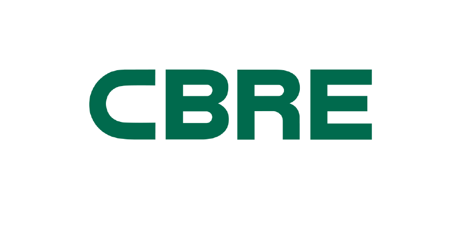 Image of CBRE logo
