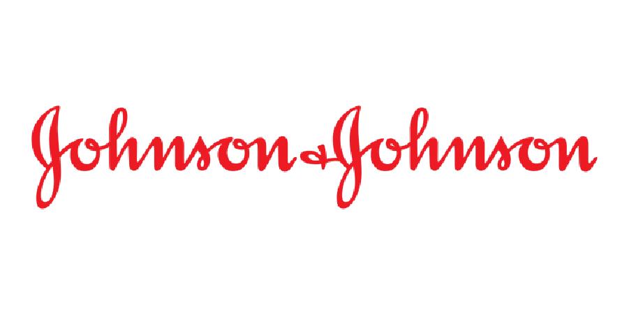 Image of Johnson and Johnson logo