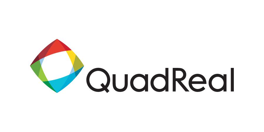 Image of QuadReal logo