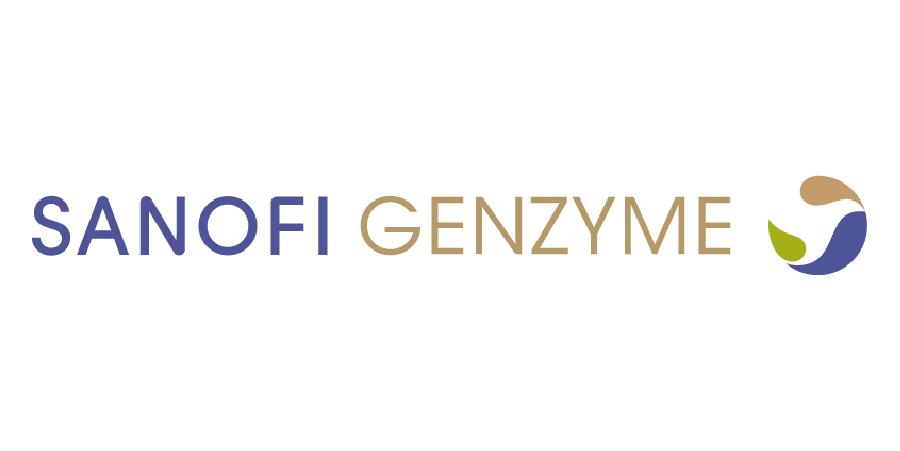 Image of Sanofi Genzyme logo