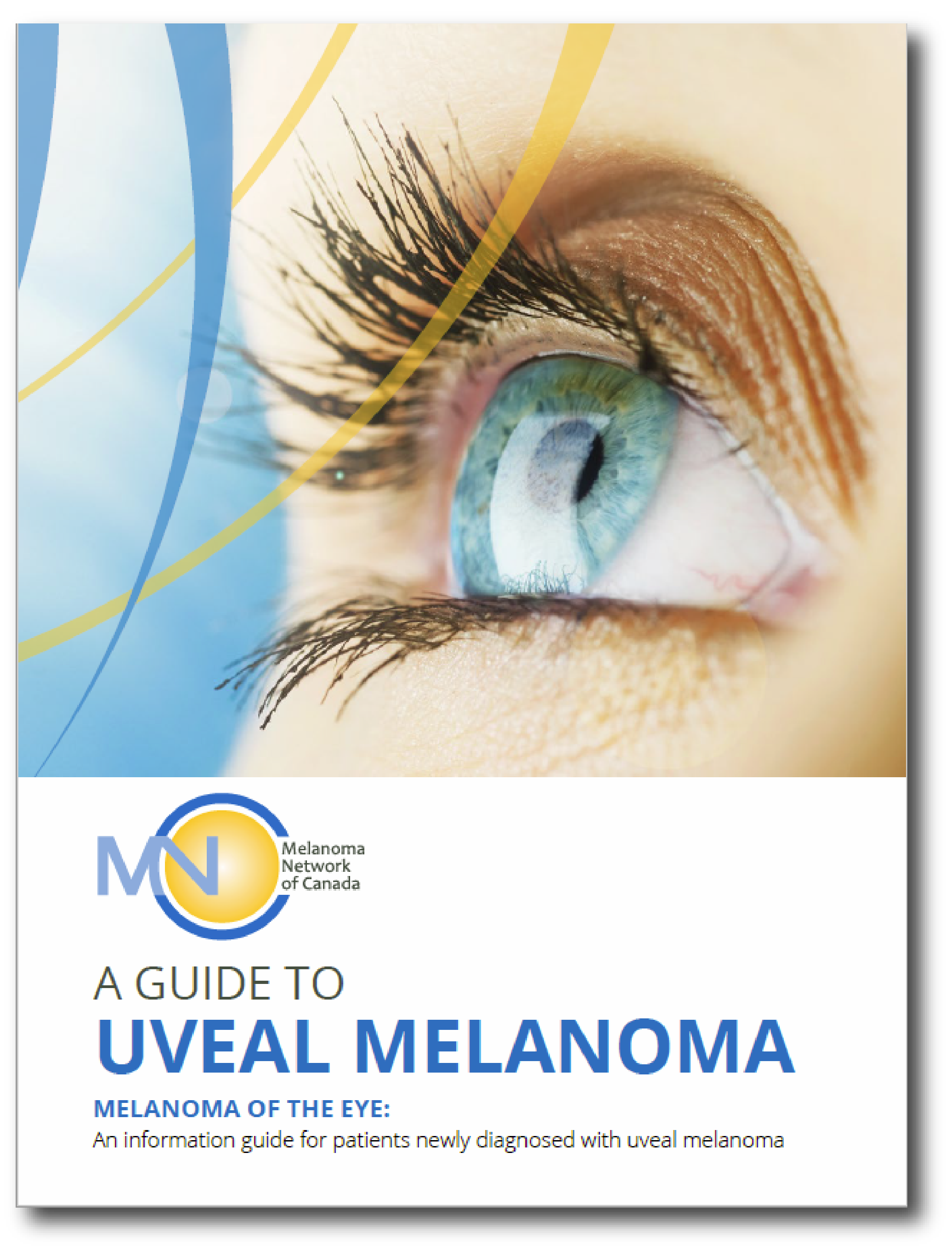 Image of our Uveal Melanoma Booklet